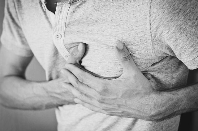 רשלנות באבחון התקף לב